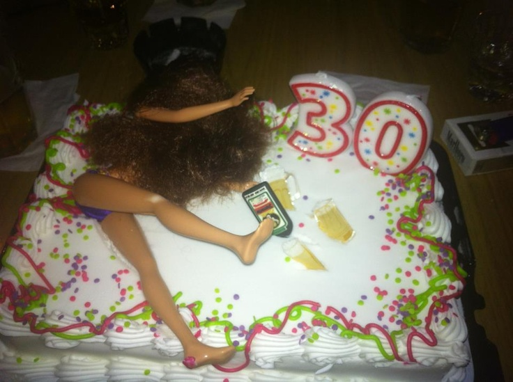 10 Best Images About Lauras Dirty Thirty Cake On Pinterest