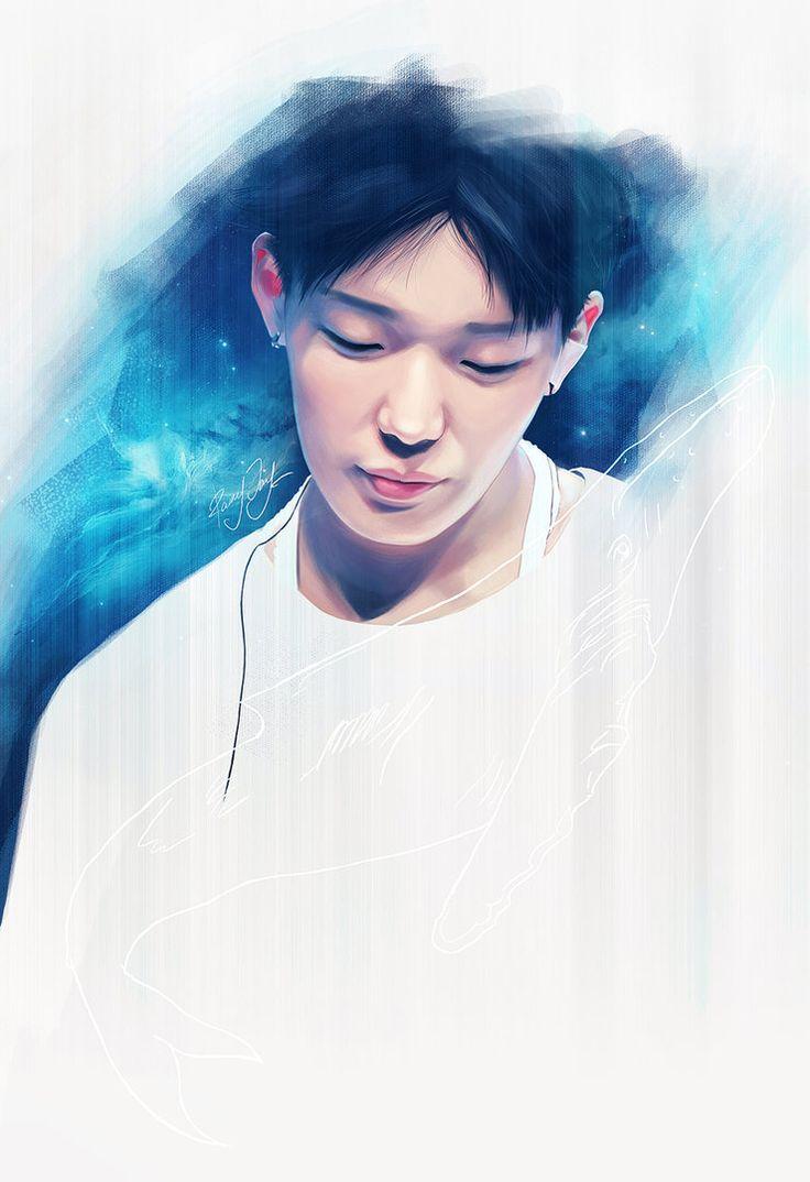 BOBBY IKON By RainyJay On DeviantArt Gtgt Kpop Art