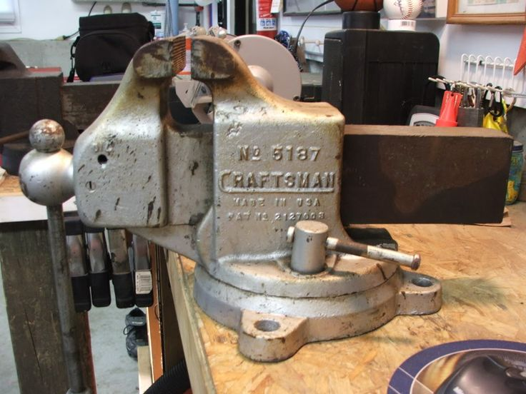 Craftsman Columbian The Garage Journal Board