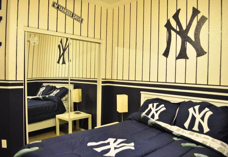 Bedroom York Yankees New Ideas