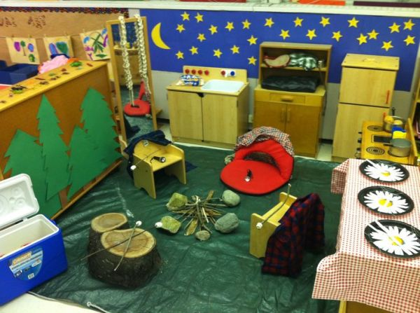 The 25+ best ideas about Camping Dramatic Play on ...