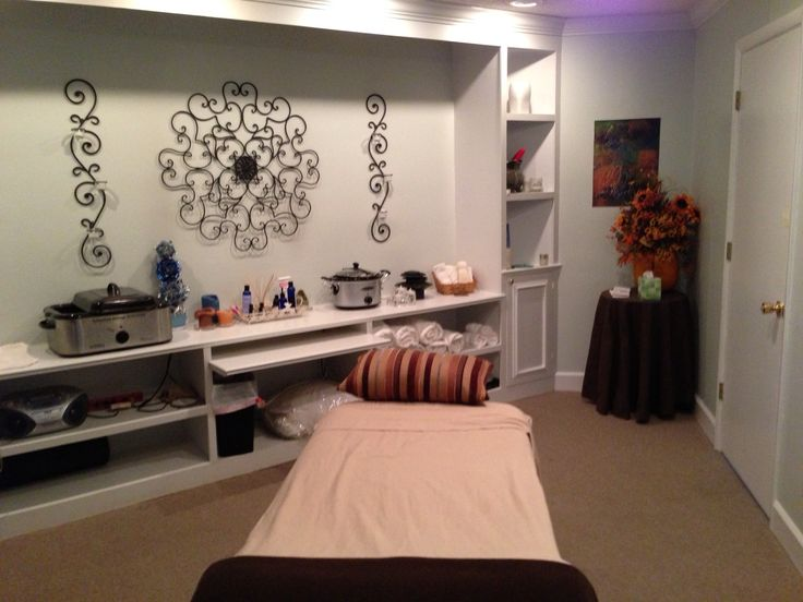 Massage Room Massage Room Decor Ideas Pinterest