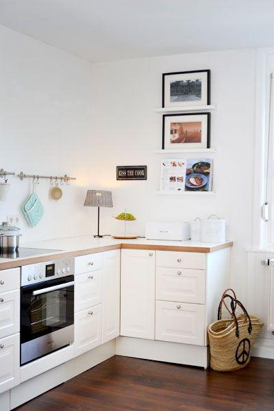 Kche Ohne Hngeschrnke Kitchen Pinterest
