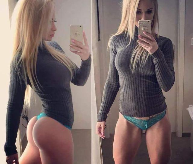Toned Up Ass Sexy