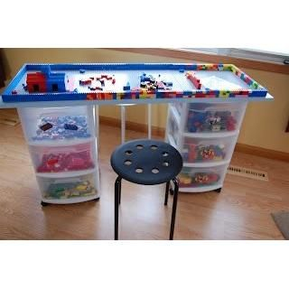 20 Lego Storage Solutions. Kristy need to show 2 Will