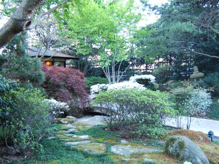 Zen Garden At Grand Hyatt Atlanta In Buckhead Hyatt