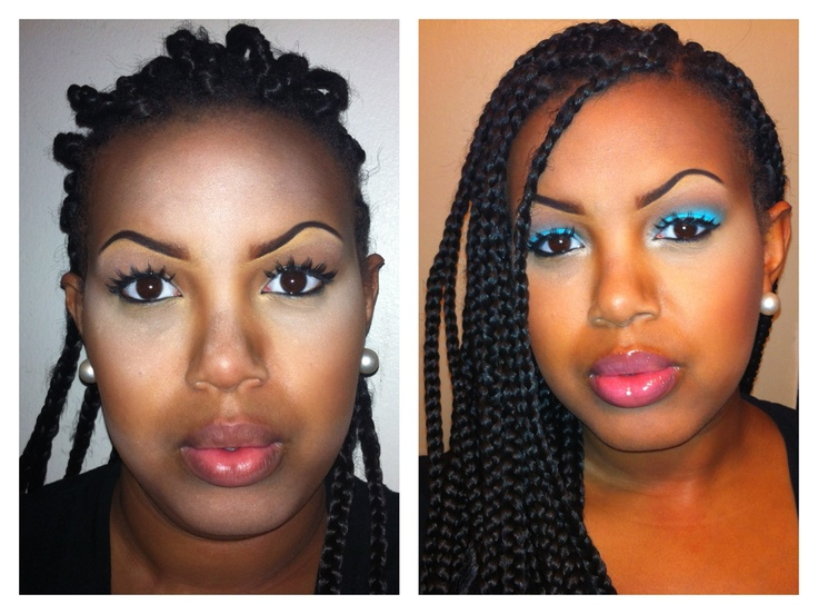 Highlight And Contour For Black Women Skin Deep