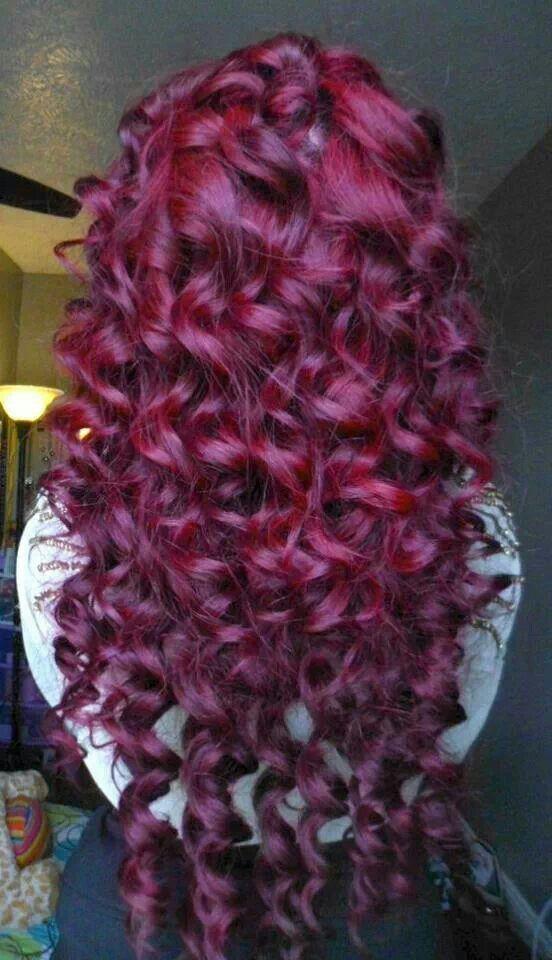 17 Best Ideas About Tight Spiral Curls On Pinterest