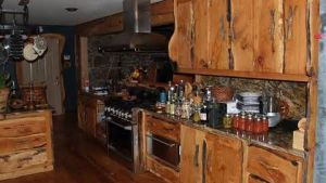Product Photos: Rustic Style Custom Cabinets, Western