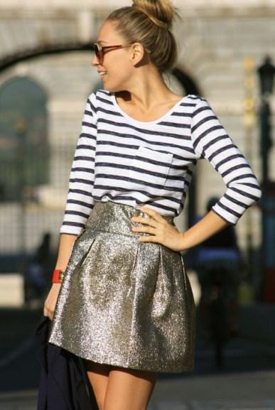 Sparkles & Stripes.