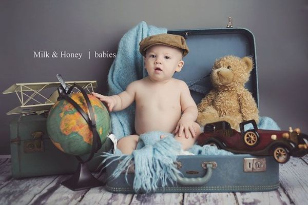 17 Best ideas about Vintage Suitcase Photography on ...