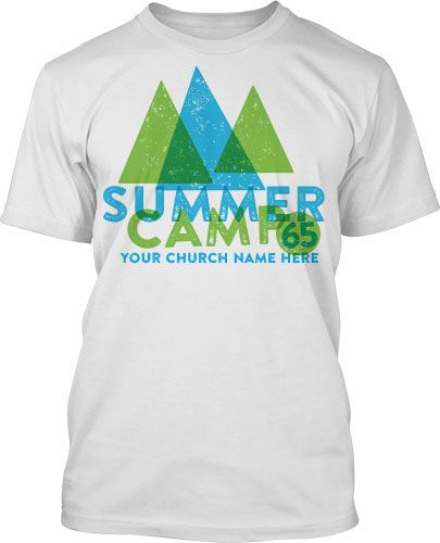 34 best images about Summer Camp T-Shirts on Pinterest ...