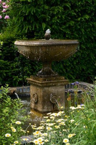 english garden fountains water features Best 25+ Garden fountains ideas on Pinterest   Garden