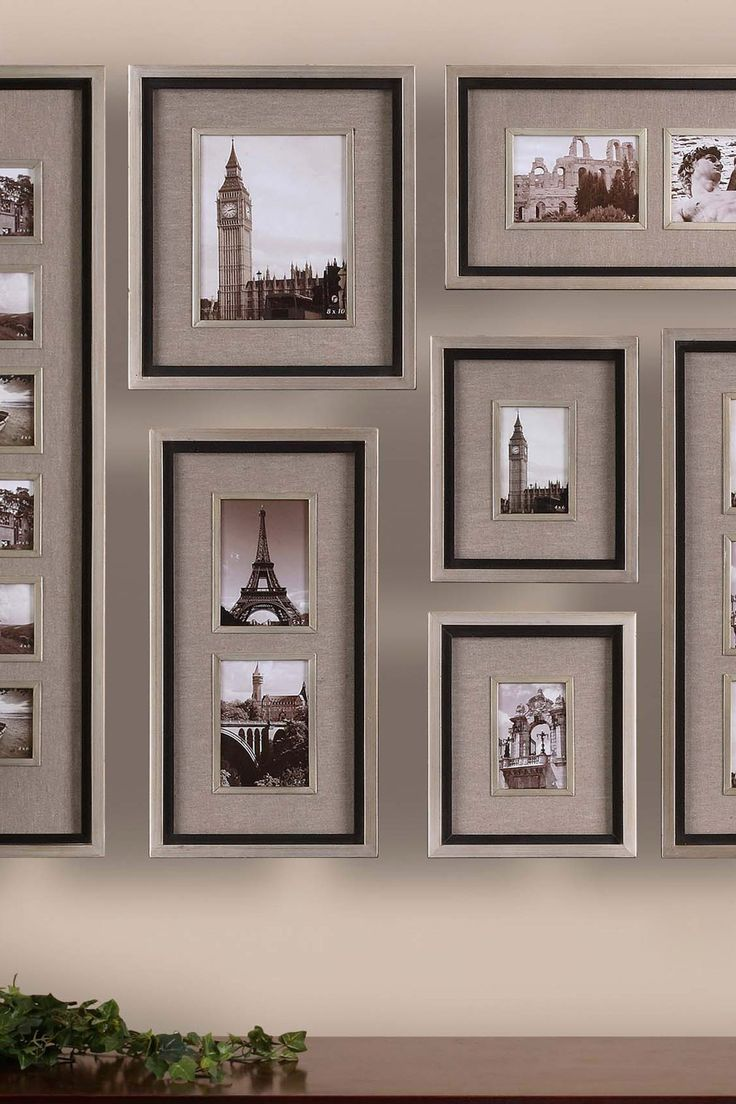 massena photo collage photo walls frames displays on wall frames id=87351