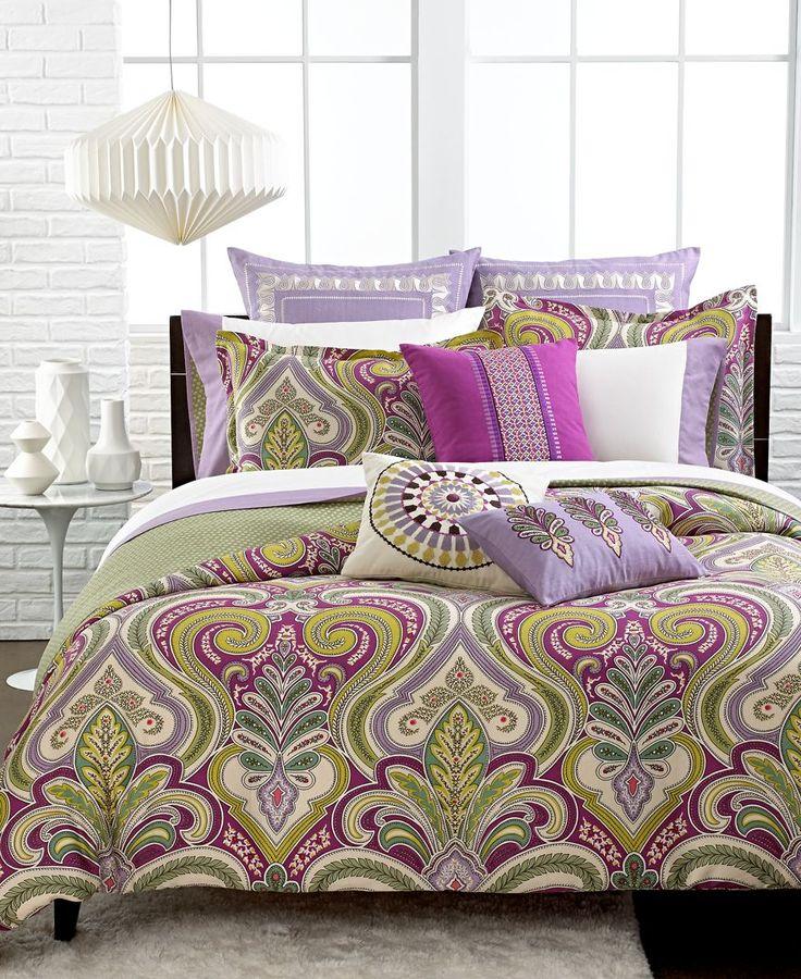 Echo Vineyard Paisley Bedding
