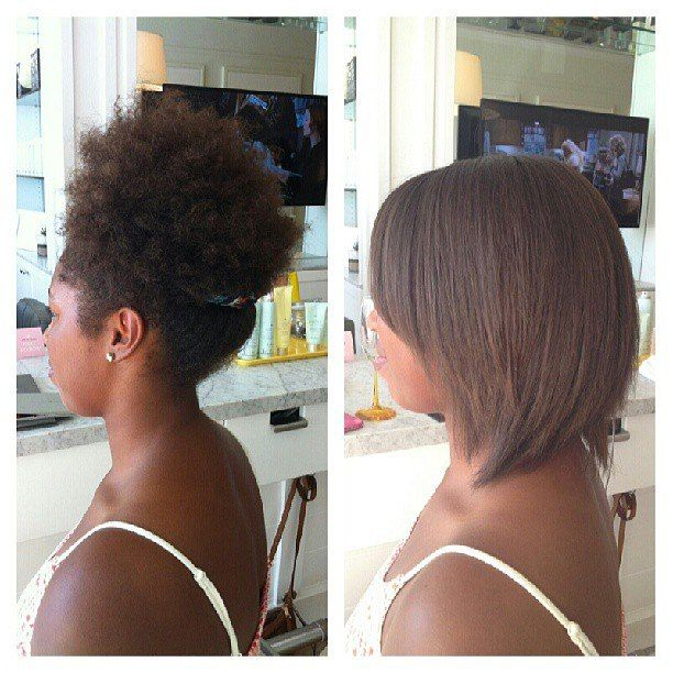 5 Ways To Make Your Straight Natural Hair Last Longer