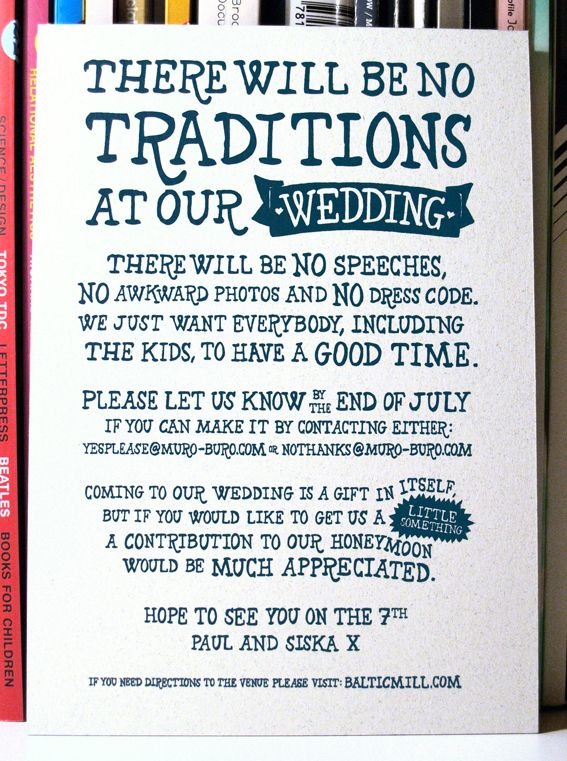 Funny Wedding Invitations Rsvp 8 17