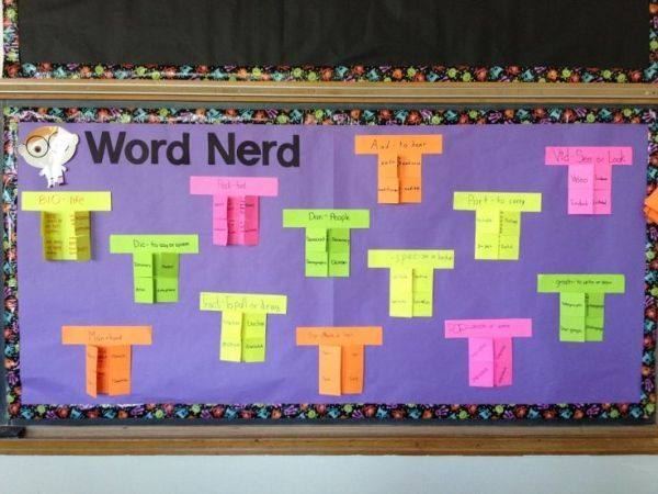 102 best science vocabulary and word walls images on pinterest on word wall id=42659