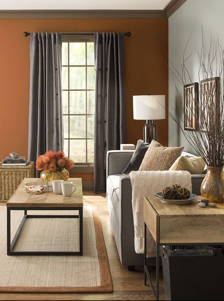 Warm Colors And Metals Adding Harvest Colors Like Amber