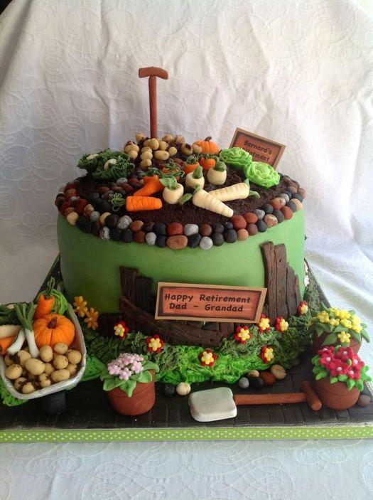 470 best ideas about garden cakes on gardens
