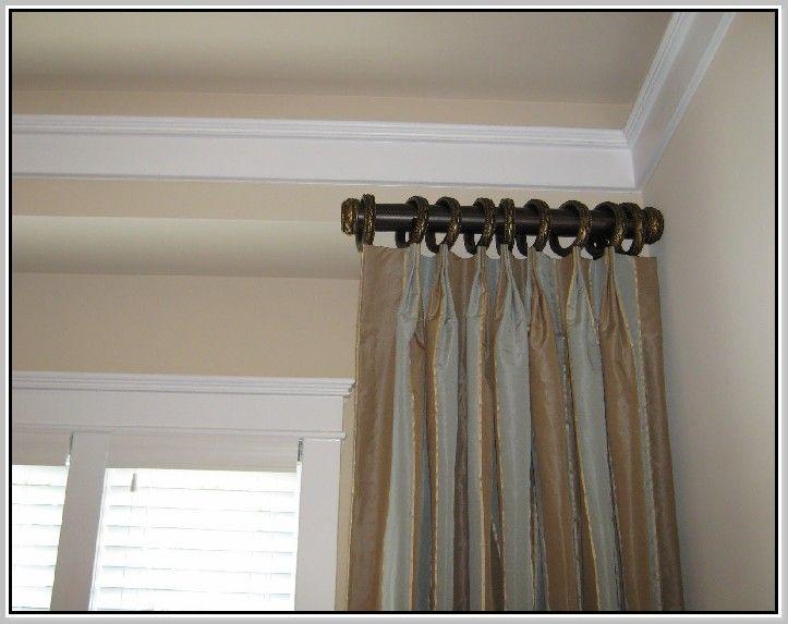 Short Curtain Rods For Panels Jpg Curtains Pinterest