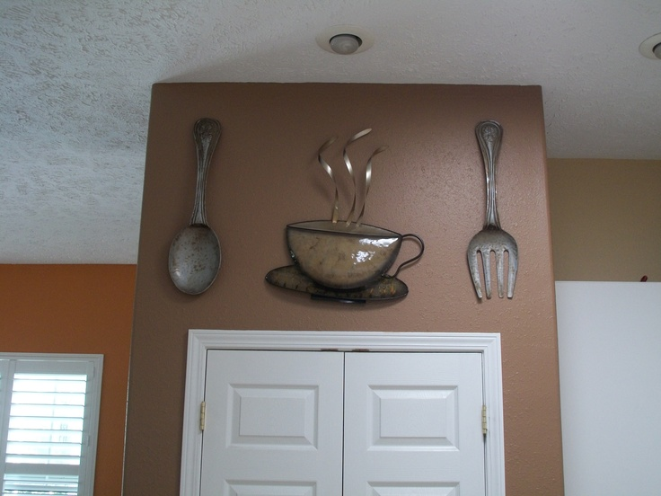 Kitchen decor. Got these cool pieces at Kirklands Home ... on Kirkland's Decor Home Accents id=24735