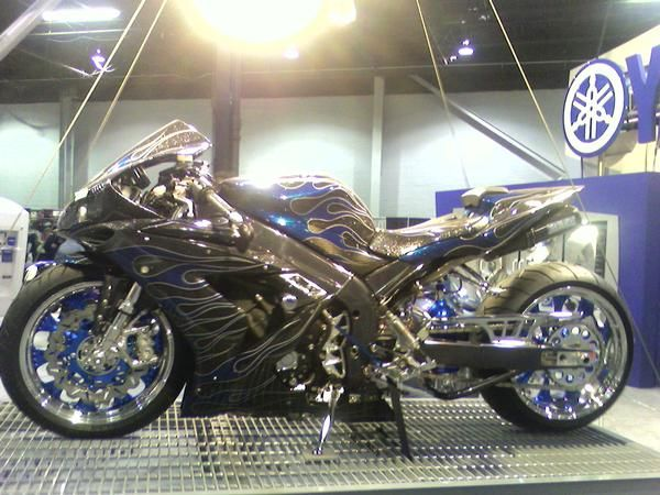 Pimped Out Motorcycle Http://www
