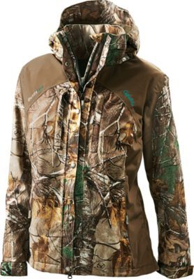 Cabelas OutfitHER™ Dry-Plus® Rainwear Jacket #ColdWeatherGear. WANT! MUST HAV