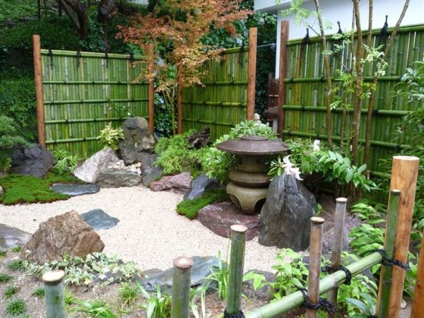 japanese bamboo garden design 31 best images about landscaping on Pinterest