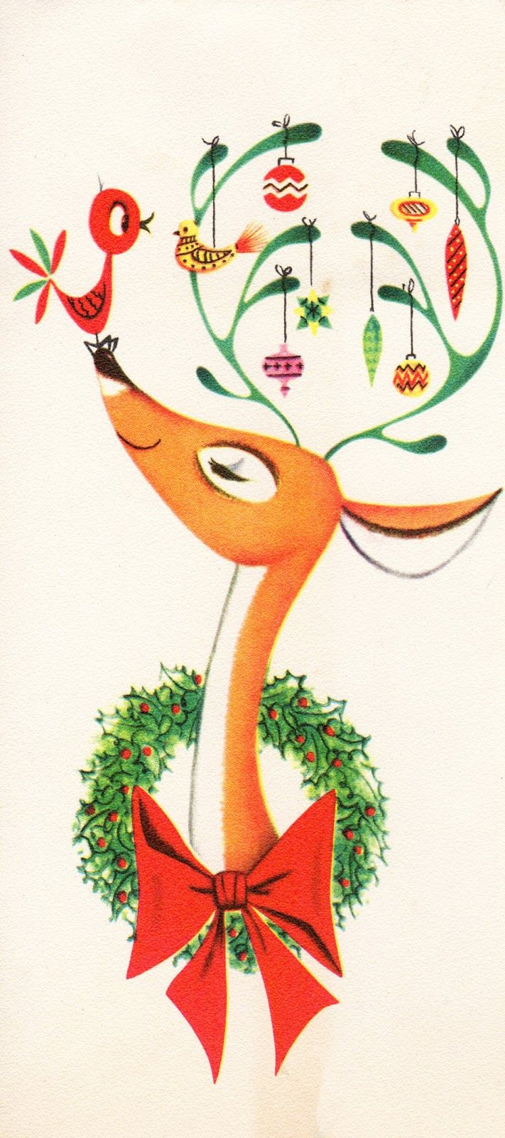 25 Best Ideas About Vintage Christmas On Pinterest
