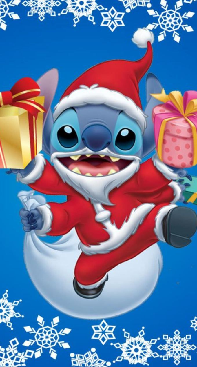 Download Stitch Christmas Wallpaper Gallery