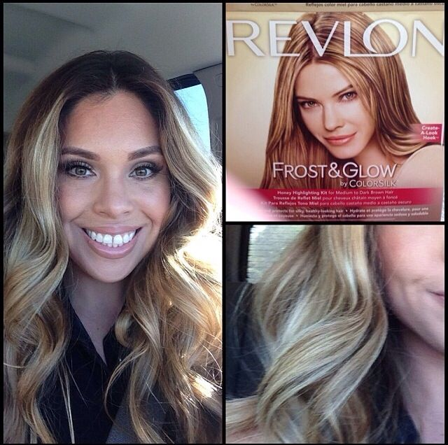 DIY Ombre Hair With Revlon Frost And Glow Beauty Tips