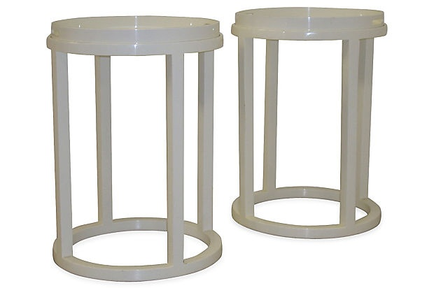 1000+ Ideas About White Side Tables On Pinterest