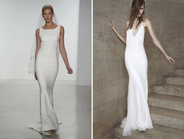 25+ Best Ideas About Carolyn Bessette Wedding Dress On