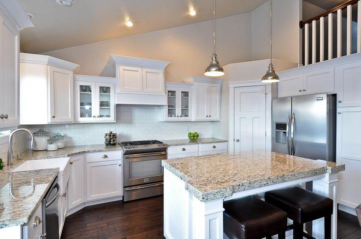 17 Best Images About Castle Creek Homes Kitchens On Pinterest Plantation Shutter Utah And