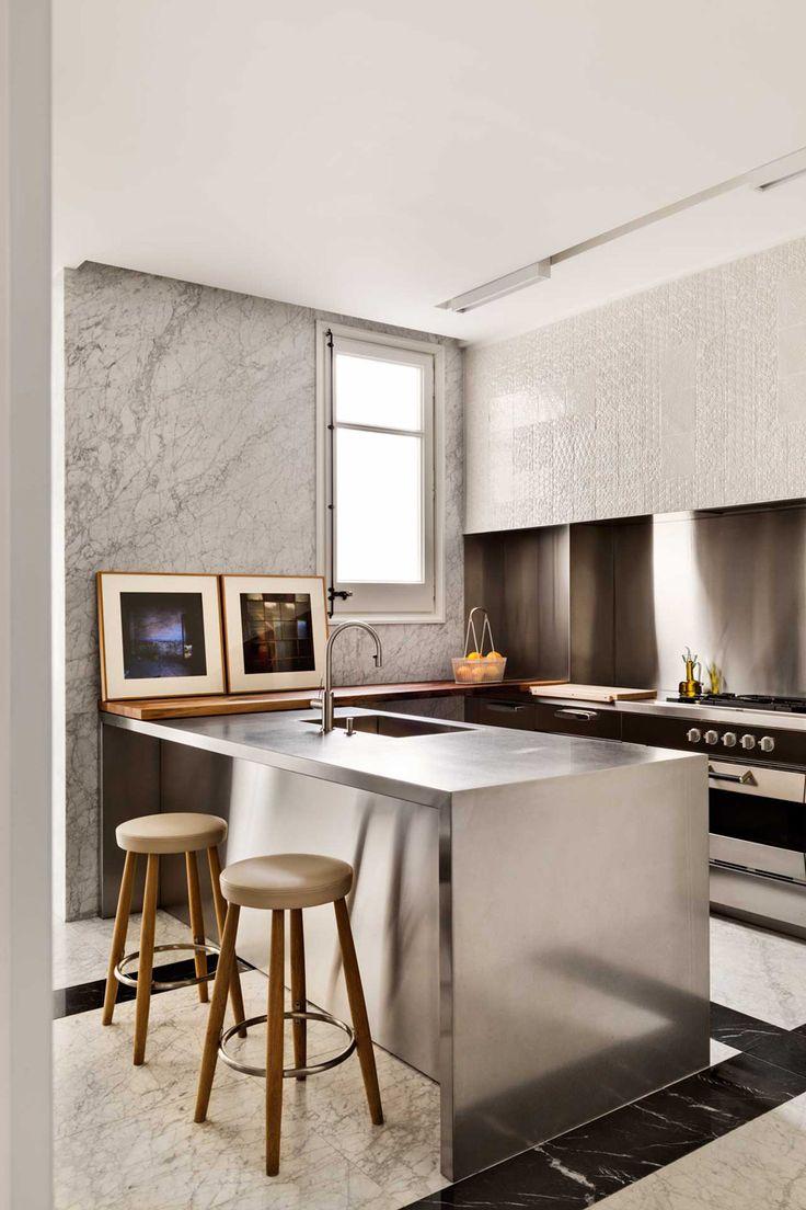 935 best Modern Kitchens images on Pinterest on Modern Kitchen  id=20040