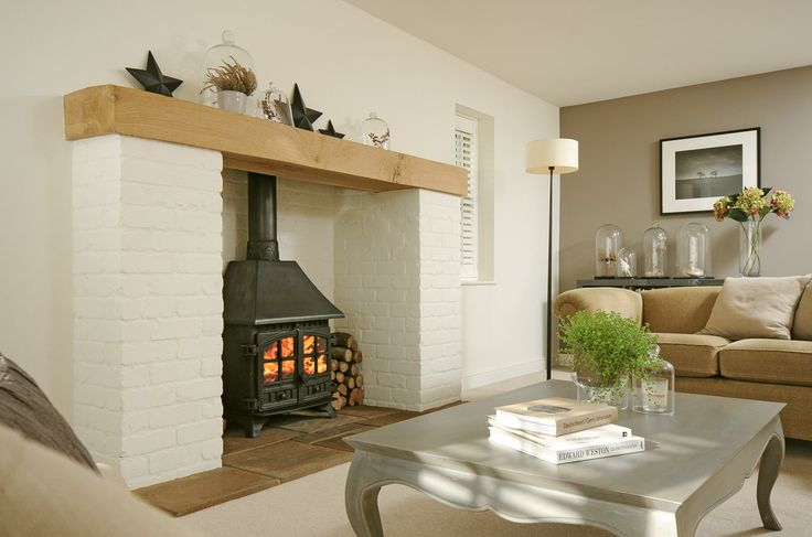 Calming Neutral Scheme Farrow Amp Ball Wimborne White And