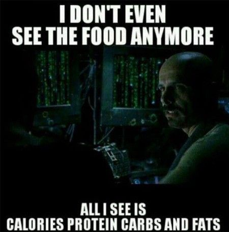 Your nutrition doesnt have to mimic this meme #health