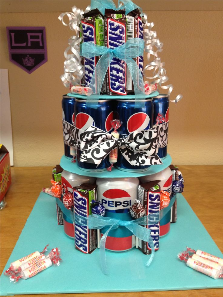 Candy Soda Cake For Teen Girl Things I Ve Done From