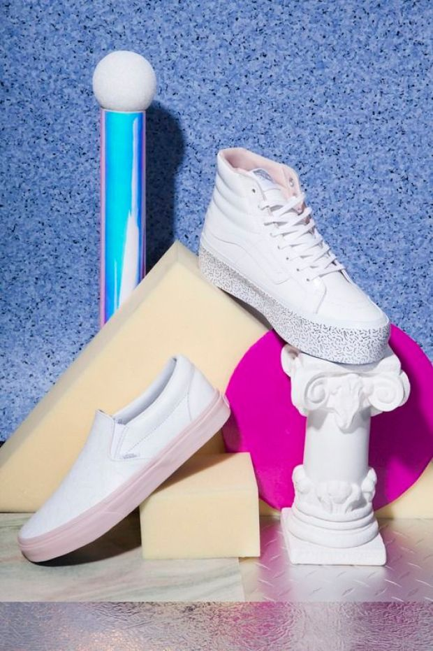 Collaboration-Nasty-Gal-x-Vans-souliers