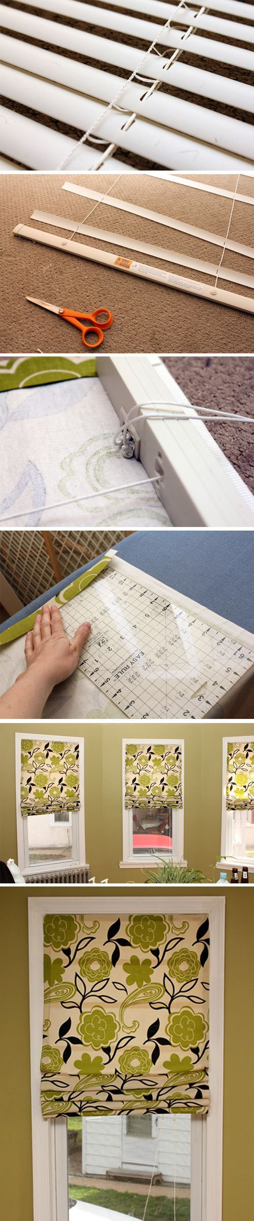 SO doing this!!! No Sew Rom