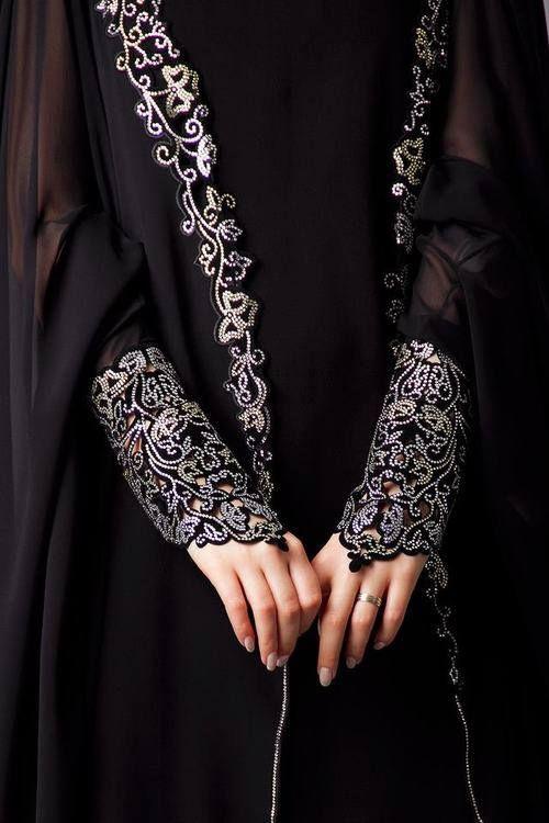 #Hijab Abaya Style.