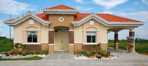 myhaybol 0004 nice bungalow house philippines nice color on interior house color ideas id=65318