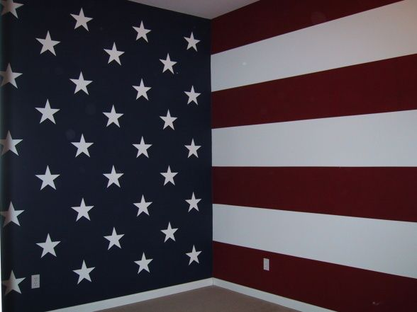 1000 ideas about american flag bedroom on pinterest pallet