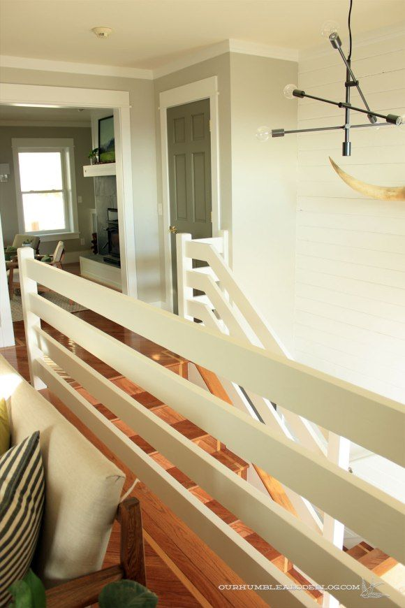 17 Best Ideas About Wood Stair Railings On Pinterest