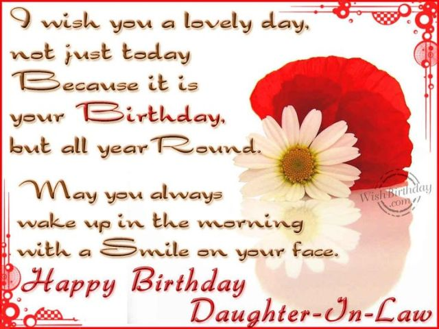 Happy birthday lin you are the best daughter law we are
