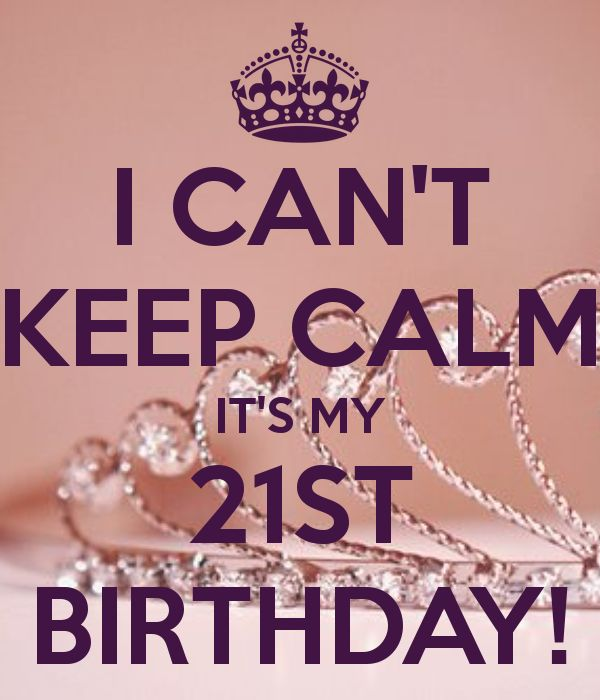 I Its Month Can T My Keep Calm Birthday