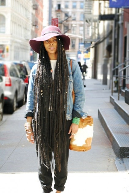 35 Best Images About Knee Length Braids On Pinterest UX