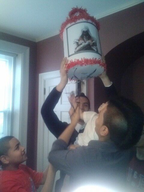 Assassins Creed Pinata Awesome Party Ideas And Themes