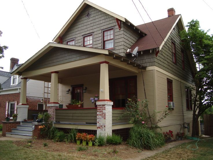 30 best exterior paint colors for brown roof images on on exterior house paint colors schemes id=94414